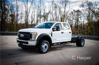 2017 F-550 Crew Cab DRW 4x4, Cab Chassis #53195 - photo 5