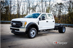 2017 F-550 Crew Cab DRW 4x4, Cab Chassis #53195 - photo 1