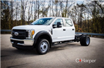 2017 F-550 Crew Cab DRW 4x4, Cab Chassis #53195 - photo 13