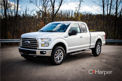 2017 F-150 Super Cab 4x4 Pickup #53219 - photo 1