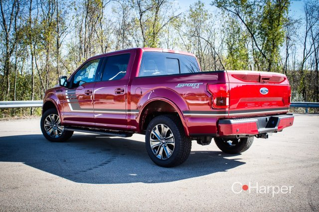 2018 F-150 Crew Cab 4x4 Pickup #53252 - photo 2