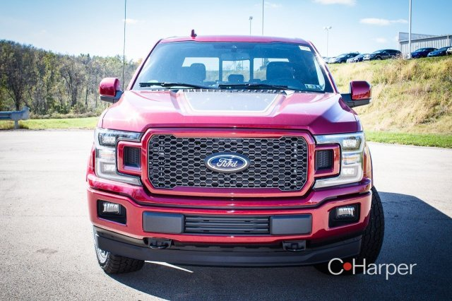 2018 F-150 Crew Cab 4x4, Pickup #53252 - photo 1