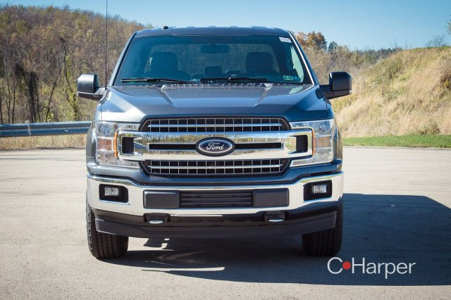 2018 F-150 Super Cab 4x4 Pickup #53313 - photo 3