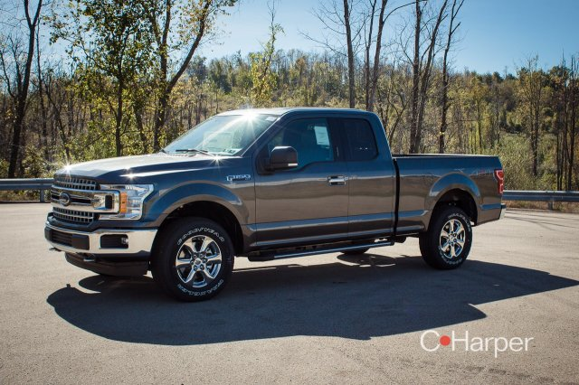 2018 F-150 Super Cab 4x4 Pickup #53313 - photo 1