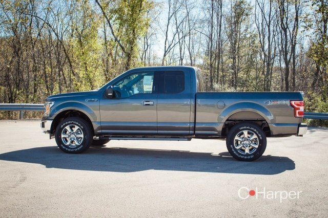 2018 F-150 Super Cab 4x4, Pickup #53313 - photo 4