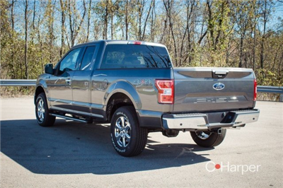 2018 F-150 Super Cab 4x4, Pickup #53313 - photo 2