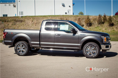 2018 F-150 Super Cab 4x4 Pickup #53313 - photo 8