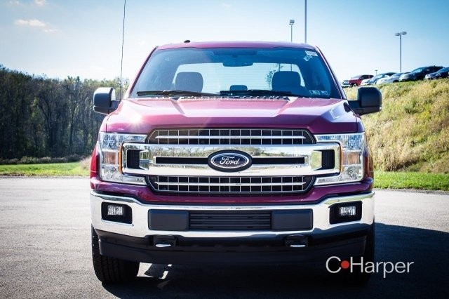 2018 F-150 Super Cab 4x4, Pickup #53335 - photo 3