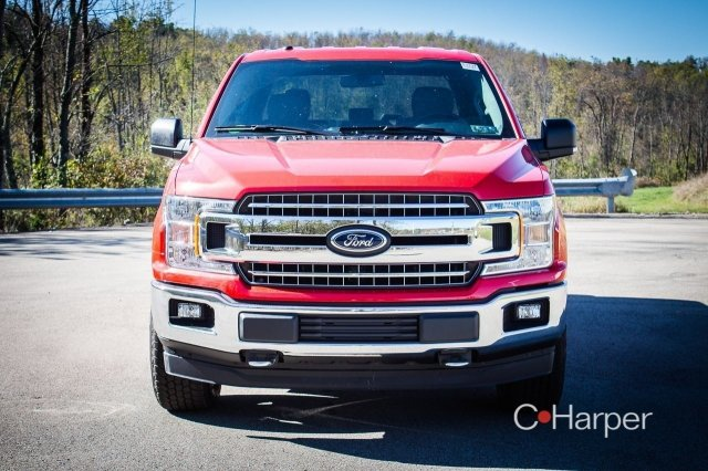 2018 F-150 Crew Cab 4x4, Pickup #53337 - photo 3