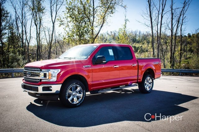 2018 F-150 Crew Cab 4x4, Pickup #53337 - photo 1