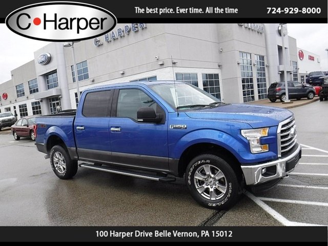 2015 F-150 Crew Cab 4x4, Pickup #53366A - photo 1