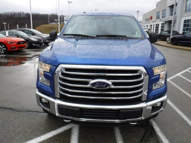 2015 F-150 Crew Cab 4x4, Pickup #53366A - photo 5