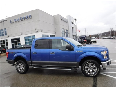 2015 F-150 Crew Cab 4x4, Pickup #53366A - photo 3