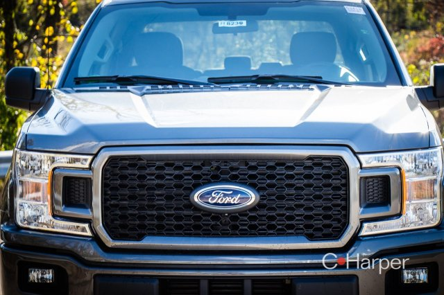 2018 F-150 Crew Cab 4x4 Pickup #53418 - photo 3