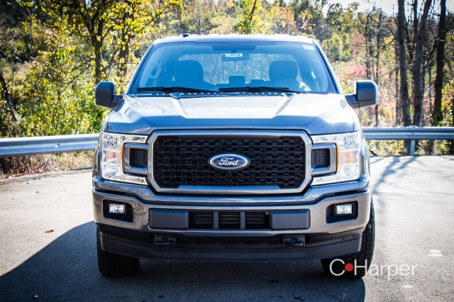 2018 F-150 Crew Cab 4x4 Pickup #53418 - photo 4