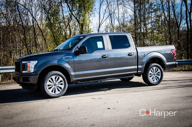 2018 F-150 Crew Cab 4x4 Pickup #53418 - photo 5