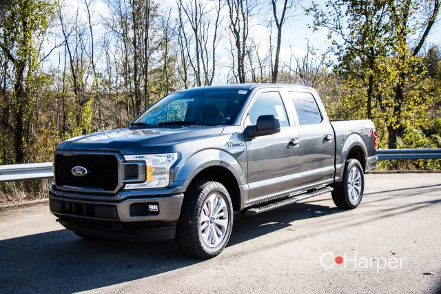 2018 F-150 Crew Cab 4x4 Pickup #53418 - photo 1