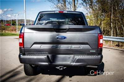 2018 F-150 Crew Cab 4x4 Pickup #53418 - photo 2