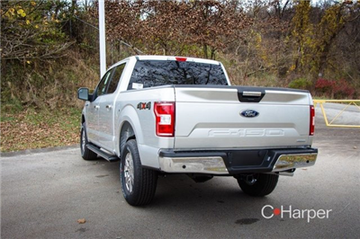 2018 F-150 Crew Cab 4x4, Pickup #53438 - photo 2