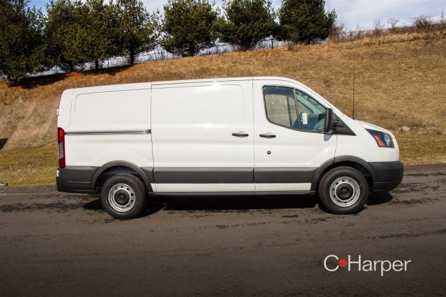 2018 Transit 150 Low Roof 4x2,  Empty Cargo Van #53495 - photo 3