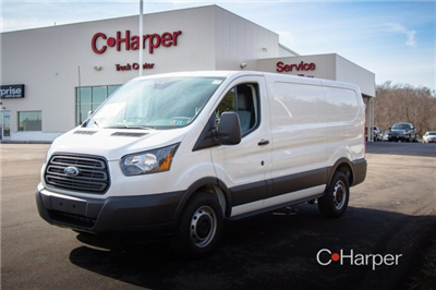 2018 Transit 150 Low Roof 4x2,  Empty Cargo Van #53495 - photo 1