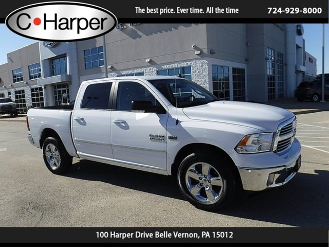 2016 Ram 1500 Crew Cab 4x4, Pickup #53653A - photo 1