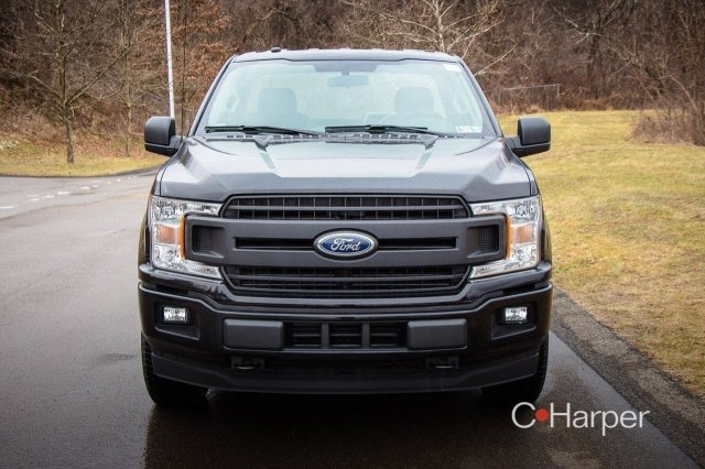 2018 F-150 Regular Cab 4x4, Pickup #53681 - photo 3