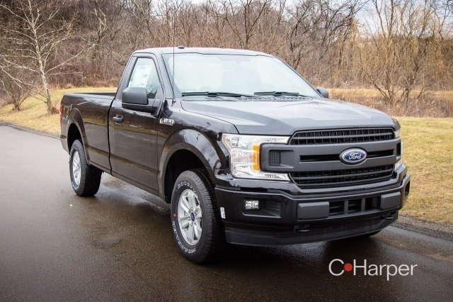 2018 F-150 Regular Cab 4x4, Pickup #53681 - photo 1