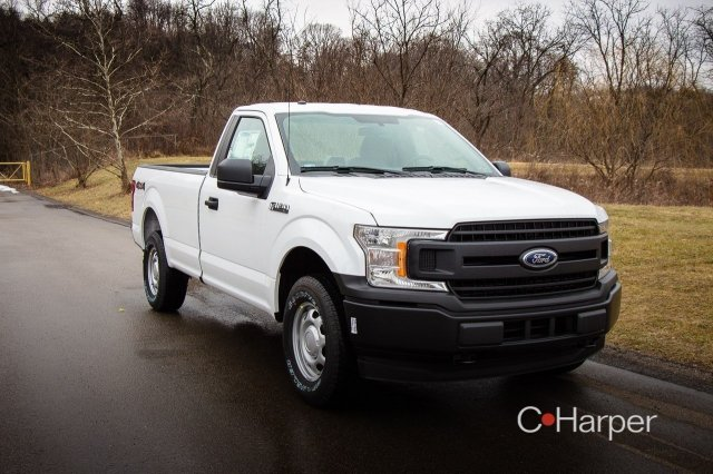 2018 F-150 Regular Cab 4x4, Pickup #53684 - photo 1