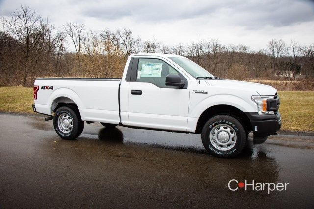 2018 F-150 Regular Cab 4x4, Pickup #53684 - photo 4