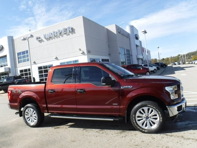 2015 F-150 SuperCrew Cab 4x4,  Pickup #53958A - photo 3
