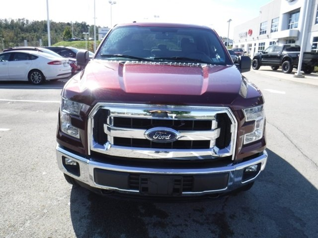2015 F-150 SuperCrew Cab 4x4,  Pickup #53958A - photo 6