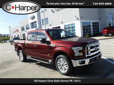 2015 F-150 SuperCrew Cab 4x4,  Pickup #53958A - photo 1