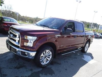 2015 F-150 SuperCrew Cab 4x4,  Pickup #53958A - photo 8