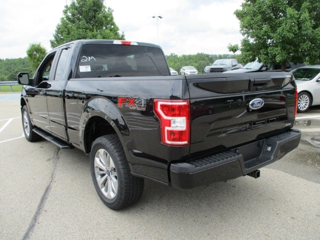 2018 F-150 Super Cab 4x4,  Pickup #53996 - photo 5