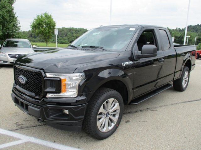 2018 F-150 Super Cab 4x4,  Pickup #53996 - photo 8