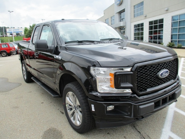 2018 F-150 Super Cab 4x4,  Pickup #53996 - photo 10