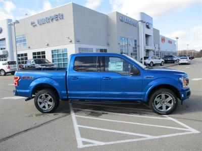 2019 F-150 SuperCrew Cab 4x4,  Pickup #54375 - photo 2