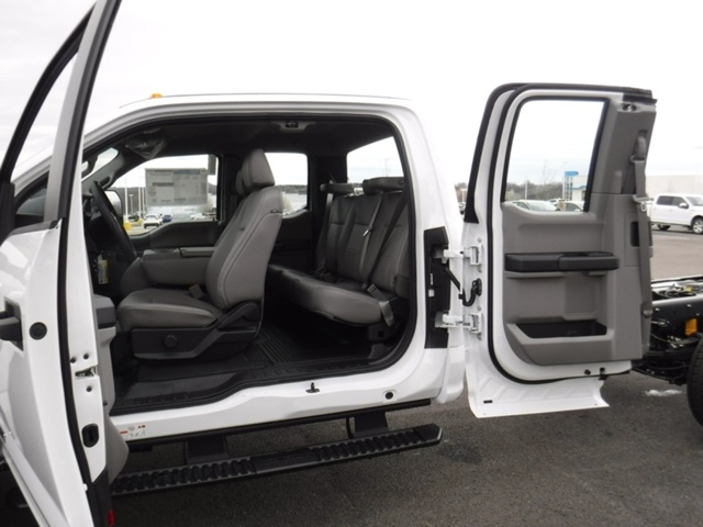 2018 F-450 Super Cab DRW 4x2,  Cab Chassis #T1073 - photo 10
