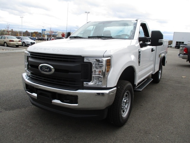 2018 F-250 Regular Cab 4x4,  Monroe Service Body #T1174 - photo 7
