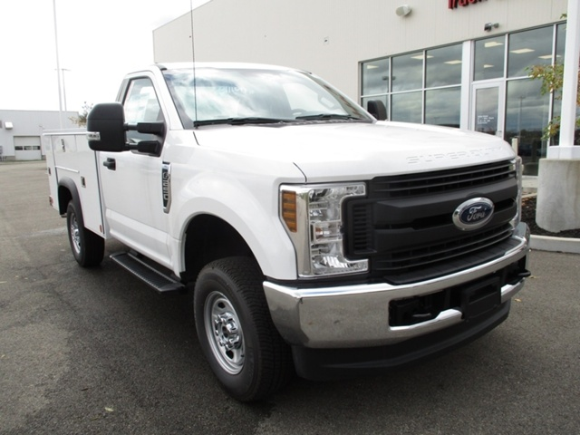 2018 F-250 Regular Cab 4x4,  Monroe Service Body #T1174 - photo 9