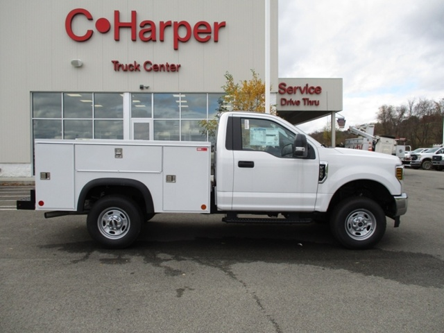 2018 F-250 Regular Cab 4x4,  Monroe Service Body #T1174 - photo 3