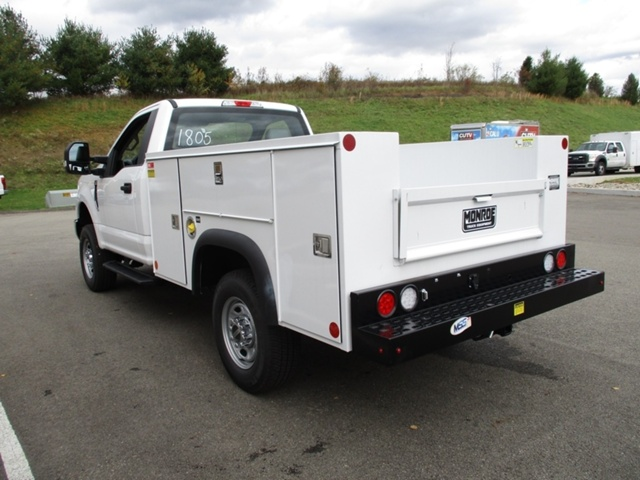 2018 F-250 Regular Cab 4x4,  Monroe Service Body #T1174 - photo 5