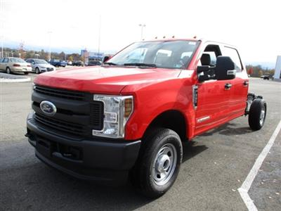 2018 F-350 Crew Cab 4x4,  Cab Chassis #T1175 - photo 8