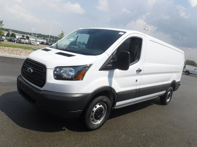 2018 Transit 250 Low Roof 4x2,  Empty Cargo Van #T1182 - photo 6