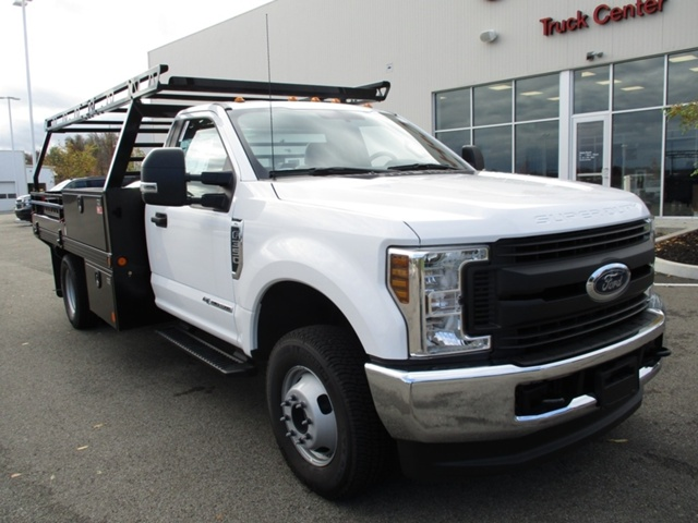 2018 F-350 Regular Cab DRW 4x4,  Freedom Platform Body #T1204 - photo 11