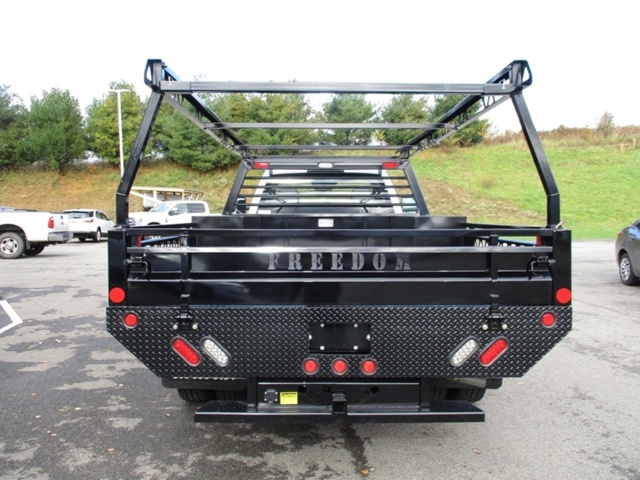 2018 F-350 Regular Cab DRW 4x4,  Freedom Platform Body #T1204 - photo 4