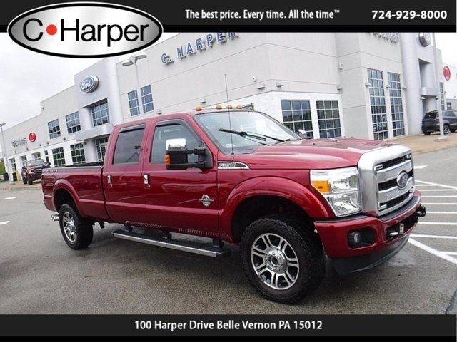 2015 F-350 Crew Cab 4x4,  Pickup #T1252A - photo 1