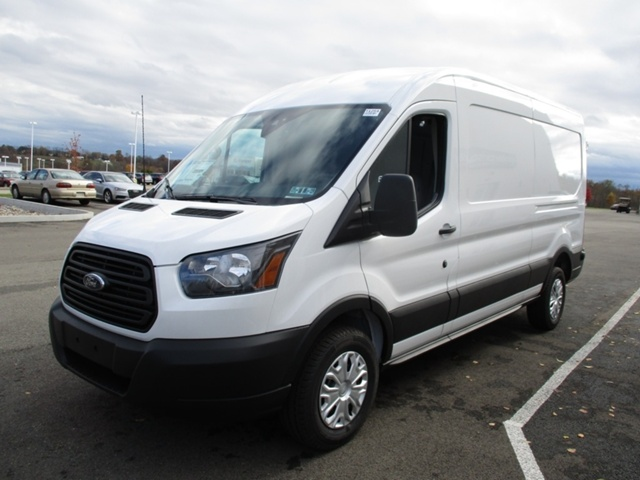 2019 Transit 250 Med Roof 4x2,  Empty Cargo Van #T1254 - photo 8