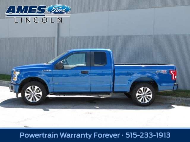 2017 F-150 Super Cab 4x4 Pickup #73301 - photo 3
